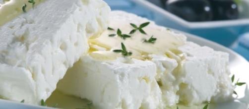 O saboroso queijo 'feta', um produto 100% da Grécia
