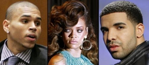 Rihanna teve relação conturbada com Chris Brown