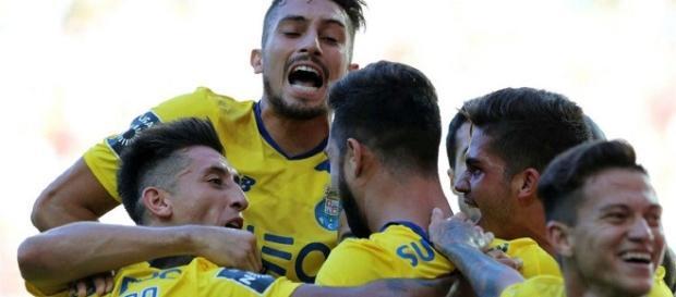 André Silva tem marcado muitos gols nos últimos jogos