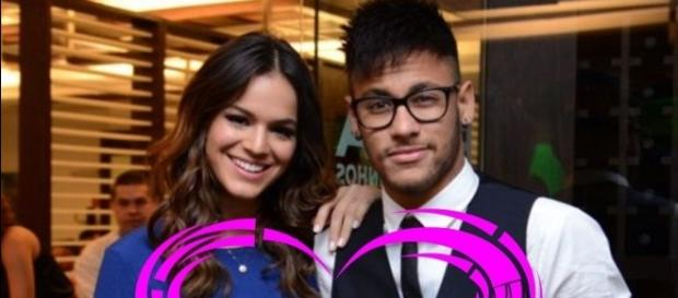 Bruna Marquezine faz mistério sobre namoro com Neymar