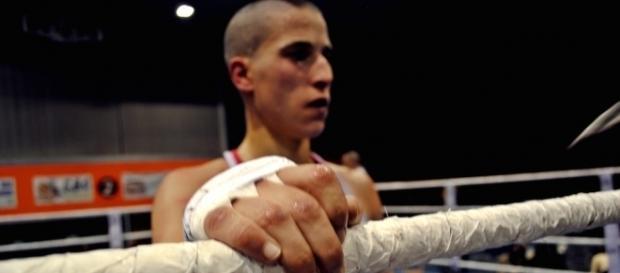 """""""Chony"""" Sorroche sueña con alcanzar el título mundial algún día y convertirse en la primera española campeona del mundo dentro del boxeo"""