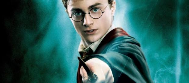 Daniel Radcliffe nei panni di Harry Potter- vanityfair.it