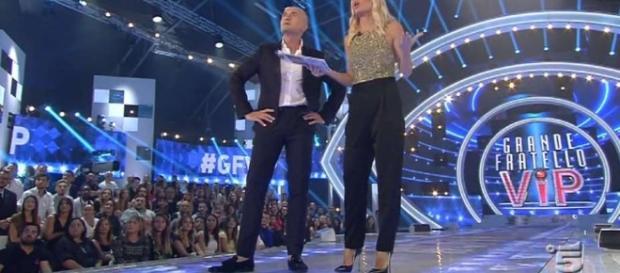 Grande Fratello VIP 19 09 2016 (Foto 5/21) | Televisionando - televisionando.it