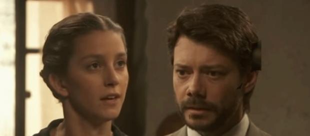Il Segreto, anticipazioni novembre: Lucas sospettato della morte di Casimiro