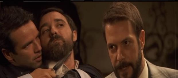 Il Segreto, anticipazioni: Severo e Carmelo scoprono la verità su Arsenio