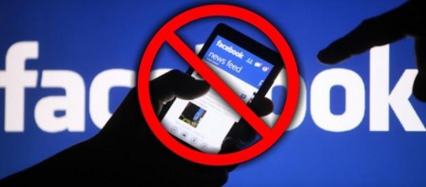 Justiça ordena que Facebook fique 24 horas fora do ar.