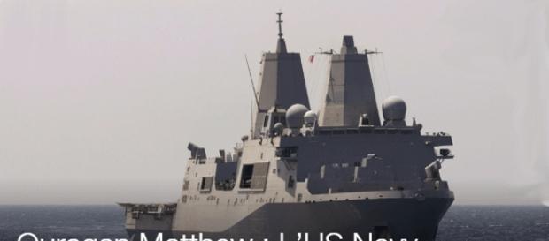 L'USaid a déployé trois unités de l'US Navy : porte-avions G. Washington, USS Mesa Verde et USNS Comfort (navire-hôpital)