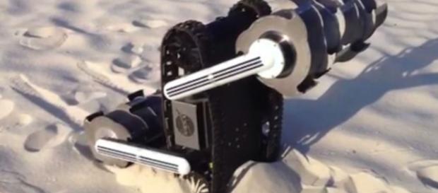 RASSOR, le futur robot minier pour Mars