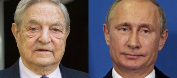 Soros contro Putin: 'i bombardamenti su Aleppo sono un crimine di guerra'.