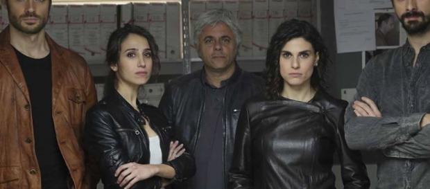 Squadra Antimafia 8 replica quinta puntata