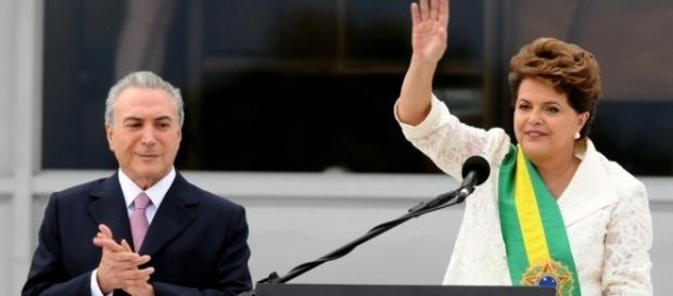 Temer vem criticando o trabalho do governo Dilma