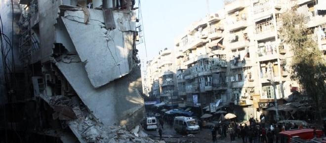Dos vetos impiden que se declare la tregua en Siria