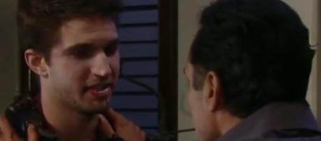Morgan torments Sonny from beyond the grave (via YouTube 9 Saturns)