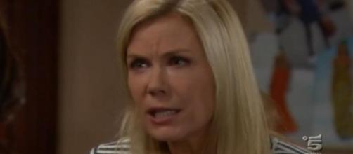 Brooke viene mollata da Bill sull'altare