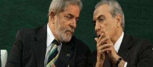 Lula e Temer estão na listagem de testemunhas de defesa de Cunha