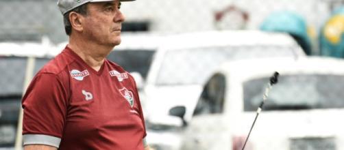 Mesmo se conseguir vaga na Libertadores, Levir não permanecerá no Fluminense em 2017 (Foto: Gazeta Esportiva)