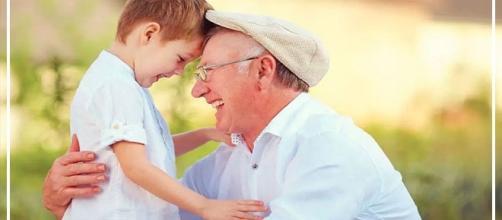 Os avós são nossas memórias de prazer, diversão e ternura