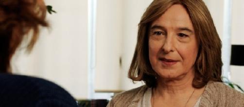Quima (Manel Barceló), profesora transexual que viene a hacer una suplencia en el Institut Àngel Guimerà de la serie 'Merlí'.