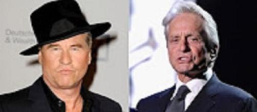 Source: Youtube Entertainment Tonight: Michael Douglas Claims Val Kilmer Is Battling Tongue Cancer