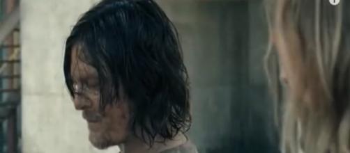 Walking Dead episode 3,season 7 screenshot taken by Andre Braddox