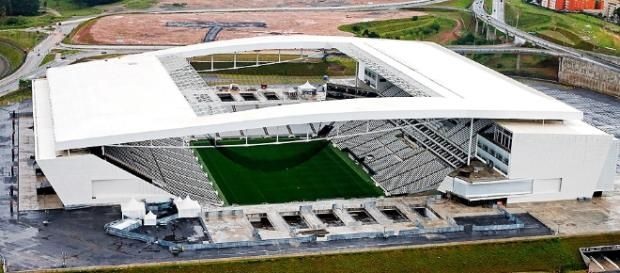 Arena Corinthians pode estar com imenso vazamento subterrâneo