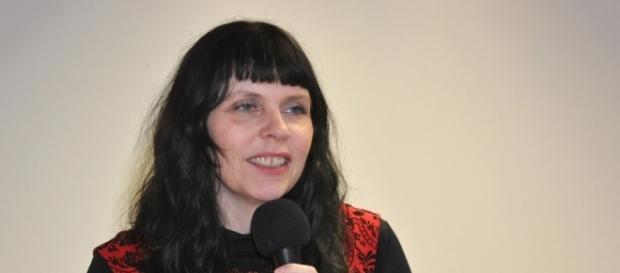 Birgitta Jónsdóttir, leader del Pirate Party