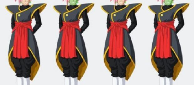 Black rose multiplicado con zamasu