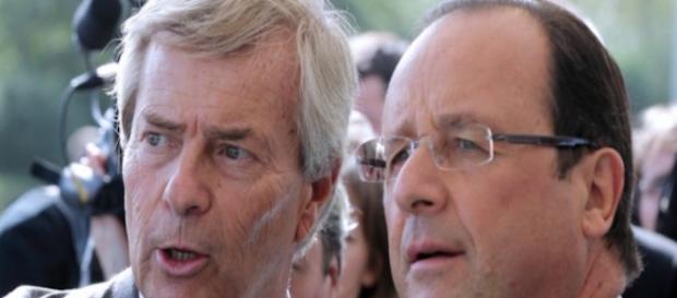"""Bolloré et Hollande, dans la même direction... le """"suicide"""" professionnel Challenges.fr"""