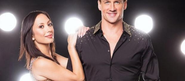 Dancing with The Stars' - Ryan Lochte eliminated - Photo: Blasting News Library - inquisitr.com