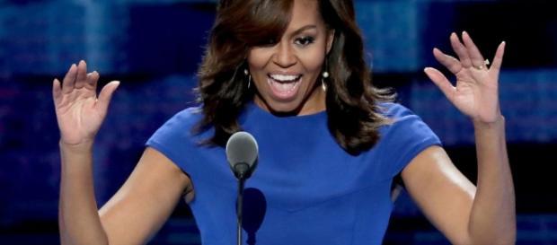 Elezioni Usa: Michelle Obama (video integrale) e Sanders ispirano ... - italia.co