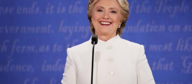 Hillary Clinton Destroyed Trump in the Debates Just by Being a ... - newrepublic.com