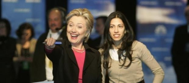 Huma Abedin one of the latest to take the fall. Photo: Blasting News Library - mrctv.org