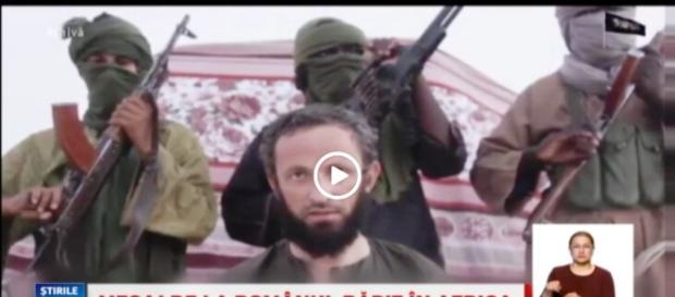 Iulian Gherguț, românul răpit de teroriști