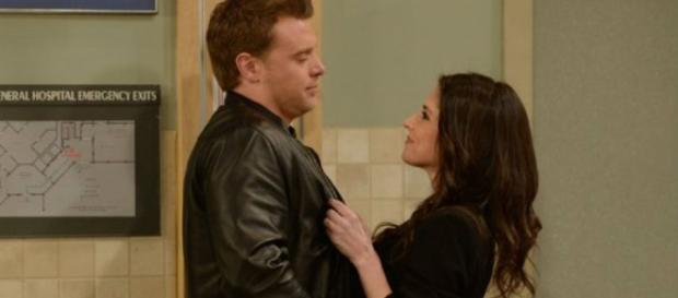 Kelly Monaco and Billy Miller dating in real life? (via Blasting News image library - inquisitr.com)