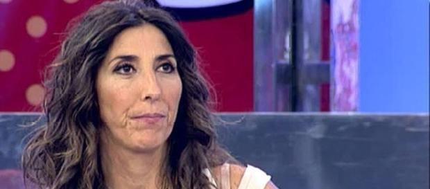 Paz Padilla, presentadora de Telecinco