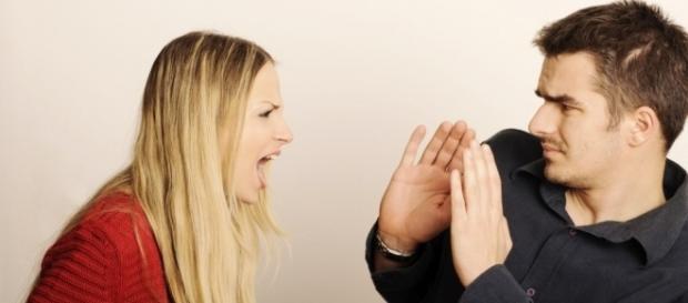 Pessoas ciumentas falam o que quer, sem nenhuma demanda ou arrependimento.