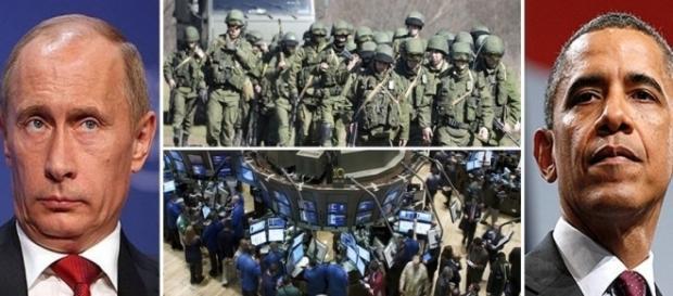 Russos temem a eclosão de uma guerra mundial (Foto: Reprodução)