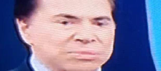Silvio Santos está insatisfeito com Mara