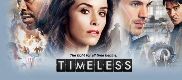 Timeless: NBC Teases Kripke's Upcoming Time Travel Series ... - tvseriesfinale.com