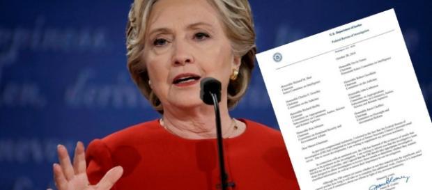 Wybory w USA: Hillary Clinton ma kłopoty. FBI wznawia śledztwo w ... - polskieradio.pl