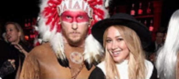Youtube channel still from The Young Turks: Hilary Duff Apologizes For Halloween Costume