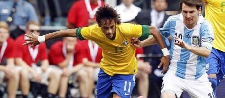 Brasil recebe a Argentina no Mineirão