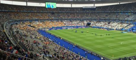 France vs Sweden [image:upload.wikimedia.org]