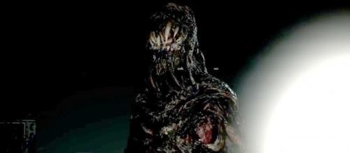 A criatura presente no teaser.