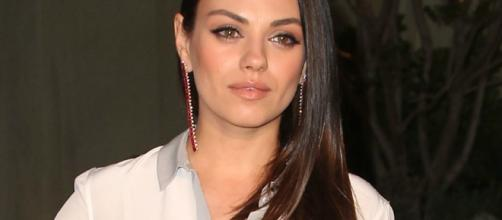 Actress Mila Kunis/ Photo via inquisitr.com