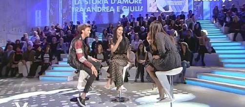Andrea e Giulia si sposano, news e gossip