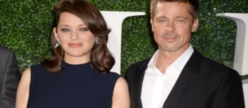 Brad Pitt rompe il silenzio e si presenta alla premiere con Marion Cotillard.