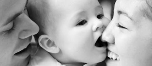 Casal que tem filho é mais feliz
