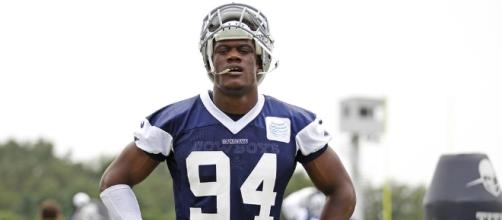 Cowboys Sign Second-Round Pick Randy Gregory To Rookie Contract ... - dallascowboys.com