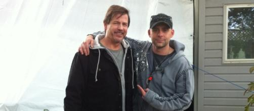 John Fallon is the man behind the movie 'The Shelter'. / Photo via Clint Morris, October Coast PR.